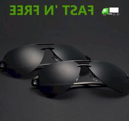 High End Unisex Retro Style Polarized Sunglasses Cleaning Cl