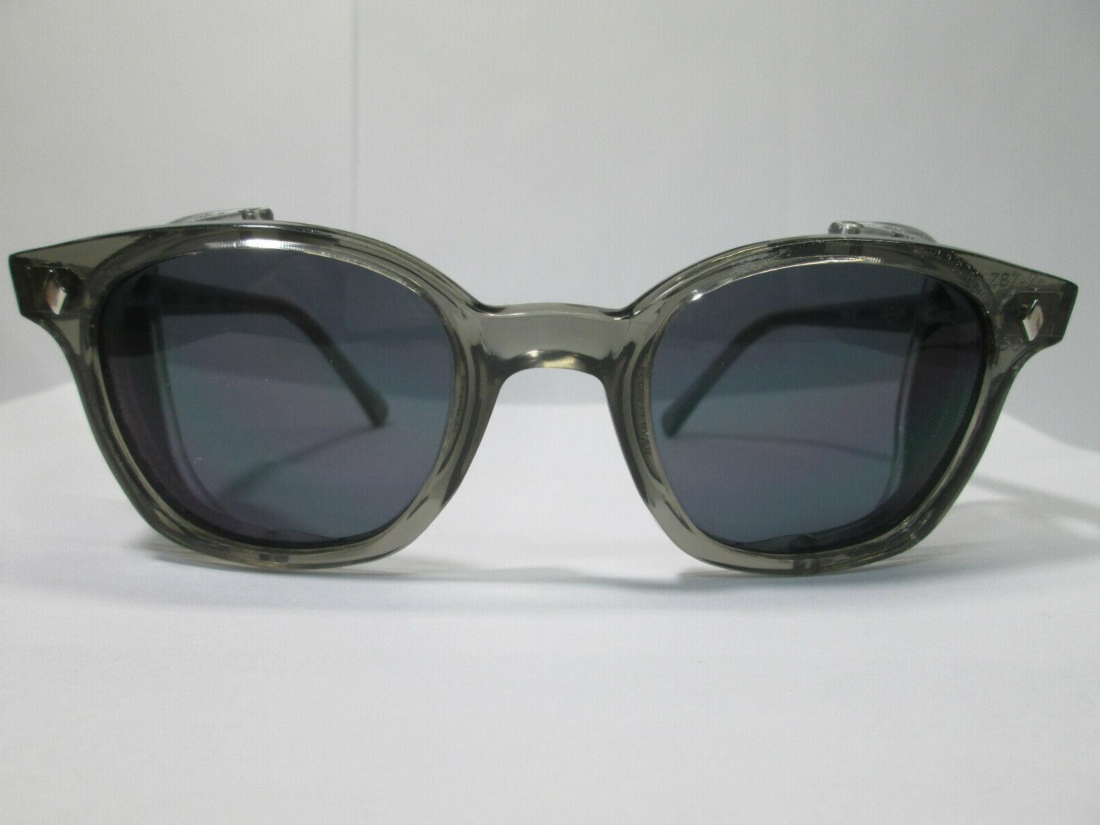 Sunglasses Hipster Cosplay Gray