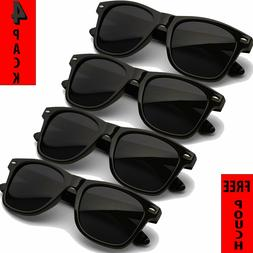 MENS WOMENS SUNGLASSES UNISEX GLASSES WAYFARE STYLE RETRO AL
