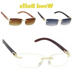 retro wood buffs vintage style 90s gangster